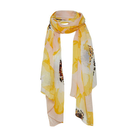 Vex Scarf Yellow