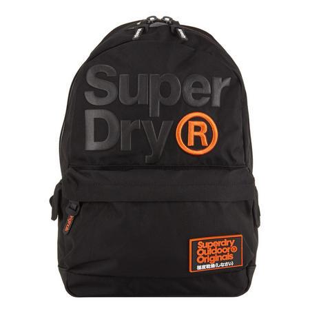 Montana Backpack Black