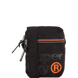 Lineman Super Side Bag Black
