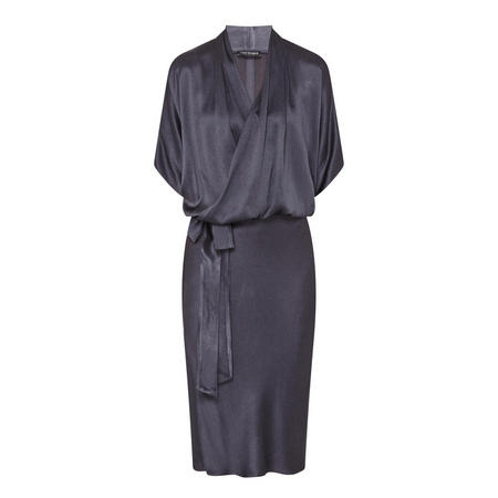 Esmeralda Wrap Dress