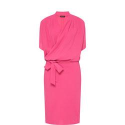 Wrap-Style Dress