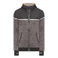 Full Zip Hoody Grey