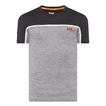 Athletic Block T-Shirt Multicolour