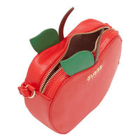 Girls Apple Bag Red