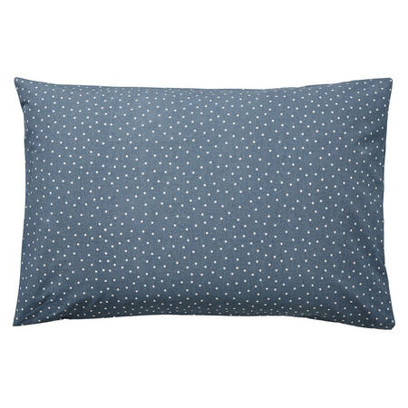 Paper Doves Standard Pillowcase Navy