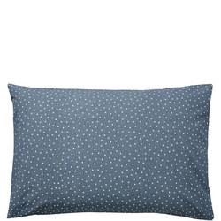 Paper Doves Standard Pillowcase Navy