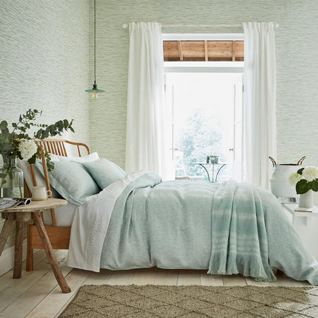 Manderley Duvet Cover Green