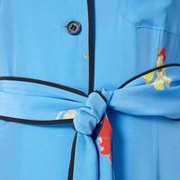 Joycedale Dress Blue