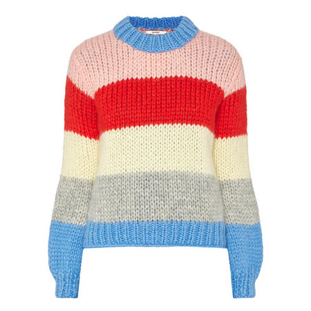 Julliard Striped Sweater Multicolour