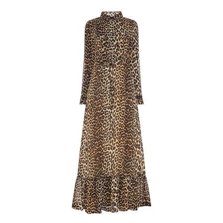 7a4858f4bca Images. Fairfax Georgette Leopard Print Dress Multicolour