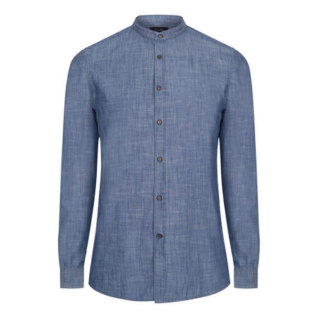 Ginston Casual Shirt Blue