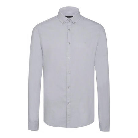 Galen Oxford Shirt Grey