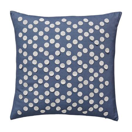 Chaconia Cushion Blue