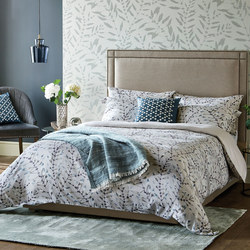 Chaconia Duvet Cover Blue