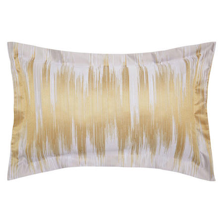 Motion Oxford Pillowcase Gold-Tone
