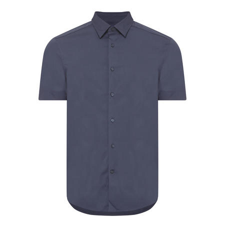 Gildon Short Sleeve Shirt Navy