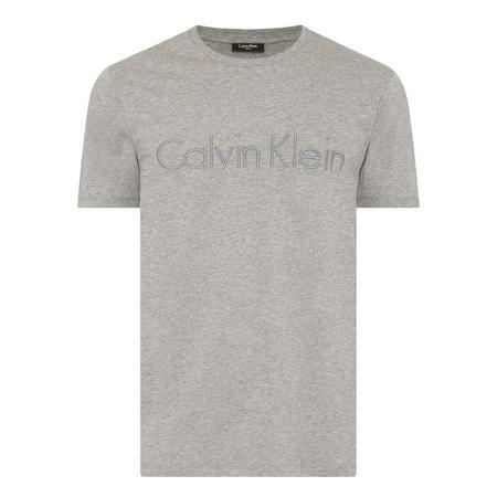 Classic Logo T-Shirt Grey