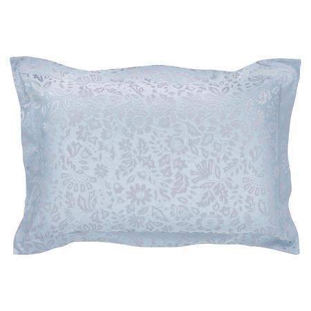 Lily Oxford Pillowcase Blue