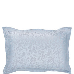 Lily Oxford Pillowcase Blue