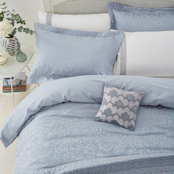 Lily Coordinated Bedding Set Blue