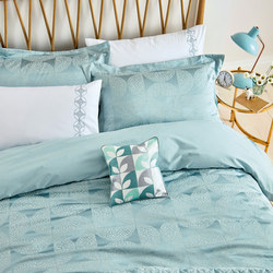 Posy Duvet Cover Blue