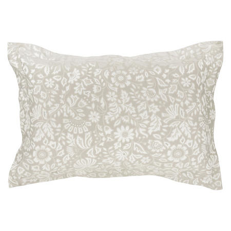 Lily Oxford Pillowcase Natural