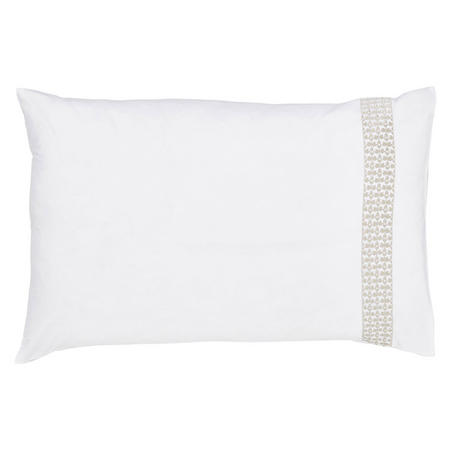 Lily Standard Pillowcase Natural
