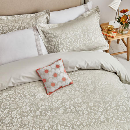 Lily Duvet Cover Natural