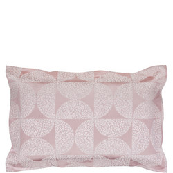 Posy Oxford Pillowcase Pink