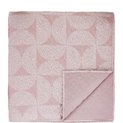 Posy Throw Pink
