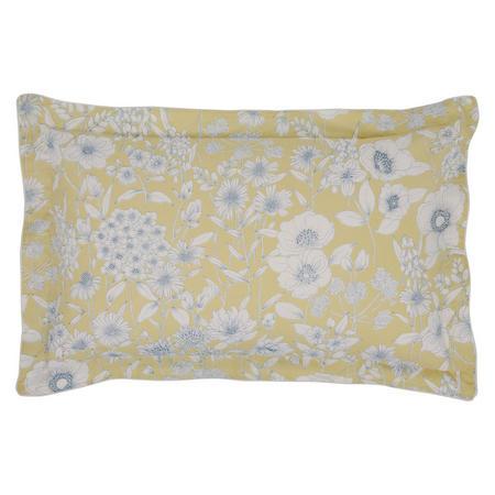 Maelee Oxford Pillowcase Yellow