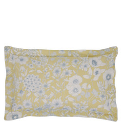 Maelee Oxford Pillowcase Yellow