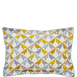 Lintu Oxford Pillowcase Yellow