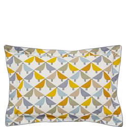 Lintu Oxford Pillowcase Yellow