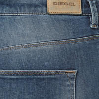 Skinzee High-Rise Jeans Blue