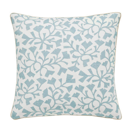 Dawn Chorus Cushion Brown
