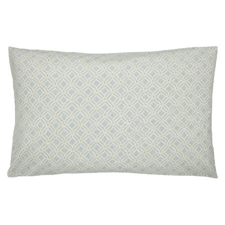Wisterian Blossom Standard Pillowcase Pair Blue