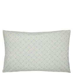 Wisterian Blossom Standard Pillowcase Pair Blue