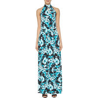Floral Maxi Dress Multicolour