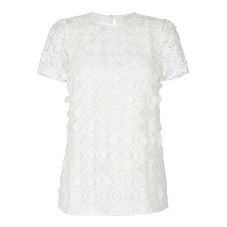 Lace Dot T-Shirt