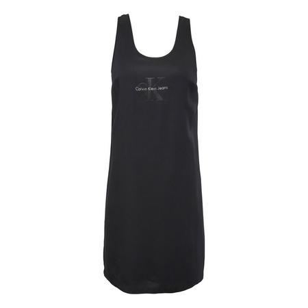 Tank Top Dress Black