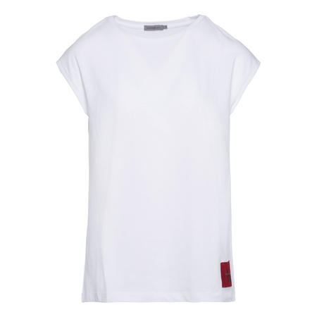 Straight Fit T-Shirt White