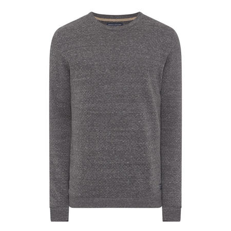 Sam Crew Neck Sweater Grey