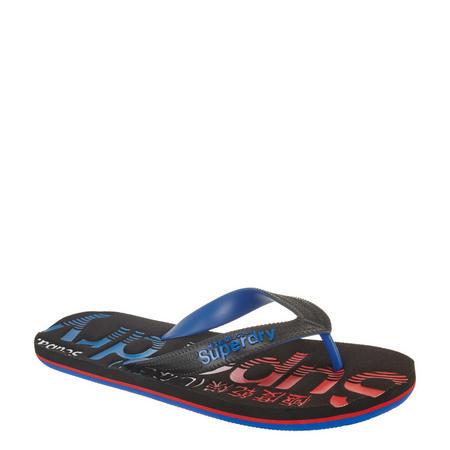 Scuba Flip Flops Multicolour