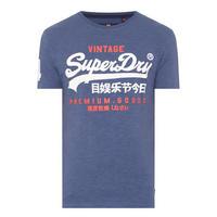 Premium Goods T-Shirt Blue
