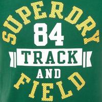 Trackster T-Shirt Green