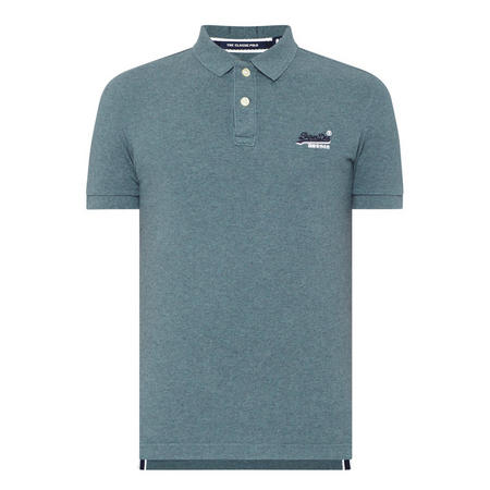Classic Pique Polo Shirt Green