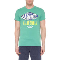 Reworked Classic Cali T-Shirt Green