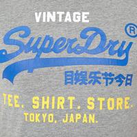 Vintage T-Shirt Grey