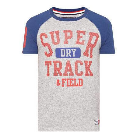 Track & Field Raglan T-Shirt Multicolour